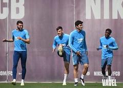 DSC_7988 (VAVEL España (www.vavel.com)) Tags: fcb barcelona barça media press previa football fútbol futebol soccer liga eibar blaugrana