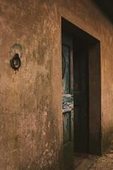portal (diquii) Tags: field door stevemccurry blue