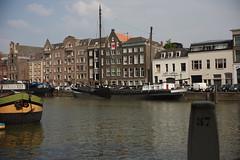A little stroll (gipukan (rob gipman)) Tags: 177a2367 dordrecht 5dmarkiv jena pancolar manual lens old ddr carlzeisspentagon50mm city town water harbour haven
