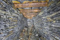 Poutrel 1 (AnotherStepAway) Tags: underground exploring exploration ue urban urbex abandoned forgotten industry lightning industrial ore lightpainting darkness dark below adventure flashlight