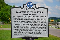 The Waverly Disaster (redfusee) Tags: ln