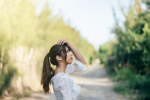 女孩-Amber Wang