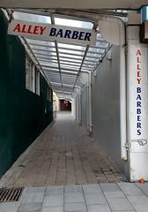 119/004 (Jacqi B) Tags: 119picturesin2019 porirua alley pun sign