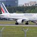 Hamburg Airport: Air France Airbus A319-111 A319 F-GRHS MSN 1444