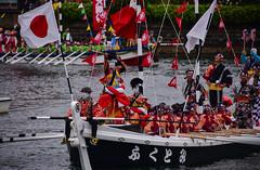 Matsue Horan-enya Festival (Yohsuke_NIKON_Japan) Tags: d750 nikon shimane horanenya festival japan japanese japaneseculture culture ship river kabuki nikond750 28300mm zoomlens nikon28300mm 松江 島根 ホーランエンヤ 伝統 山陰 sanin matsue