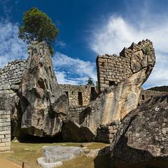 Machu Picchu Peru (Chicago_Tim) Tags: machu picchu peru inka inca city village architecture andes mountains stone citadel condor temple
