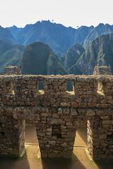 Machu Picchu Peru (Chicago_Tim) Tags: machu picchu peru inka inca city village architecture andes mountains stone citadel wall windows doors