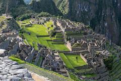 Machu Picchu Peru (Chicago_Tim) Tags: machu picchu peru inka inca city village architecture andes mountains stone citadel aerial landscape