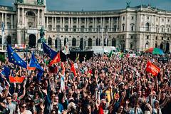 aufstehn - Ein Europa für Alle - 20190519 - Credits #aufstehn - Alexander Gotter-4494 (#aufstehn) Tags: aufstehn europawahl eu euwahl demo wien österreich eineuropafüralle