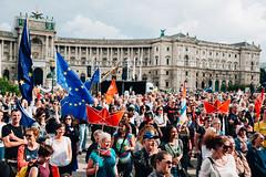 aufstehn - Ein Europa für Alle - 20190519 - Credits #aufstehn - Alexander Gotter-4408 (#aufstehn) Tags: aufstehn europawahl eu euwahl demo wien österreich eineuropafüralle
