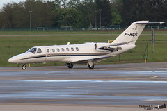 Cessna 525B CitationJet CJ3 F-HCIC 525B0224 Entzheim Evadays avril 2019 (Thibaud.S.) Tags: cessna 525b citationjet cj3 fhcic 525b0224 entzheim evadays avril 2019