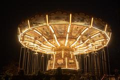 carousel (Jean Swede Photography) Tags: carousel gothenburg fun halloween liseberg family lights swing