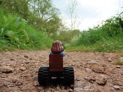 43/100 x - Li'l Hannah (amy's antics) Tags: wah wearehere lilhannah countryside walk buggy path 100xthe2019edition 100x2019 image43100
