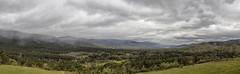 Panorámica desde el Mirador de los Robledos (lebeauserge.es) Tags: madrid sierra naturaleza rascafría lago agua cielo nubes montaña