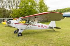 G-BJAF (davfog2002) Tags: microlight trade fair popham airfield
