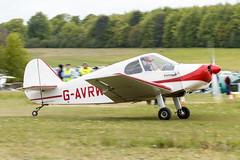 G-AVRW (davfog2002) Tags: microlight trade fair popham airfield