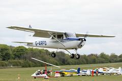 G-ARFO (davfog2002) Tags: microlight trade fair popham airfield