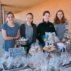 RSM Bake Sale is open before and after church this morning to fundraiser for summer camp! (rcokc) Tags: rsm bake sale is open before after church this morning fundraiser for summer camp