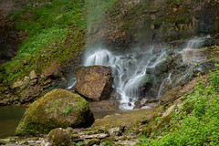 green valley (husiphoto) Tags: wasserfall waterfall wasser water bach creek natur nature landschaft landscape moos moss stein stone nikon d750 nikkor