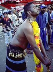 MALAYSIA87 (Glenn Losack M.D.) Tags: self piercing malaysia kuala thaipusam lumpur mutilation streetphotographer glosack