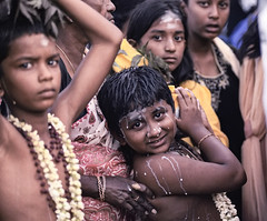 MALAYSIA59 (Glenn Losack M.D.) Tags: self piercing malaysia kuala thaipusam lumpur mutilation streetphotographer glosack