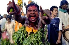 MALAYSIA42 (Glenn Losack M.D.) Tags: self piercing malaysia kuala thaipusam lumpur mutilation streetphotographer glosack