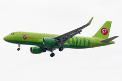S7 Airlines A320 (Martyn Cartledge / www.aspphotography.net) Tags: airplane aircraft air aeroplane airline airbus airliner aero airfield a320 320 plane photography fly flying wings bangkok aviation transport flight jet civil asp aviator s7 s7airlines subvarnabhumi aspphotography vpbol wwwaspphotographynet