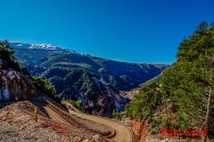 Road To Janne, Kartaba Lebanon (Paul Saad) Tags: kartaba janne lebanon nikon landscape mountains road nature flickr