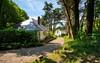 Cottage Walk, Caldey Island