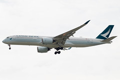 Cathay Pacific A350XWB (Martyn Cartledge / www.aspphotography.net) Tags: airplane aircraft aviation air aeroplane 350 airline airbus aviator airliner aero airfield a350 blrc a350900xwb aspphotography 350900xwb plane photography fly flying wings bangkok transport flight jet civil asp cathaypacific subvarnabhumi wwwaspphotographynet