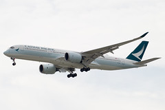 Cathay Pacific A350XWB (Martyn Cartledge / www.aspphotography.net) Tags: airplane bangkok aircraft aviation air flight aeroplane civil 350 airline airbus aviator airliner aero airfield cathaypacific a350 blrc a350900xwb aspphotography 350900xwb plane photography fly flying wings transport jet asp subvarnabhumi wwwaspphotographynet