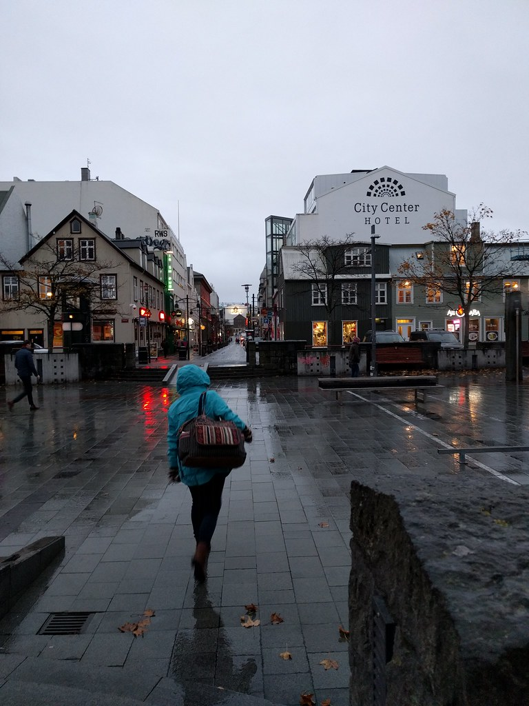 Ingólfur Square, Reykjavik