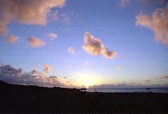 Easter Island by Ik T