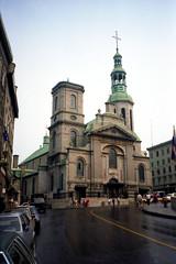 Notre-Dame de Québec (Andy961) Tags: canada quebec church notredamedequébec cathedral catholic architecture nhsc crhp