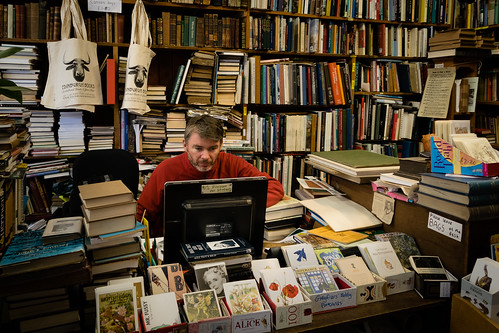 """William Lytle at Edinburgh Books • <a style=""""font-size:0.8em;"""" href=""""http://www.flickr.com/photos/22350928@N02/39831219744/"""" target=""""_blank"""">View on Flickr</a>"""