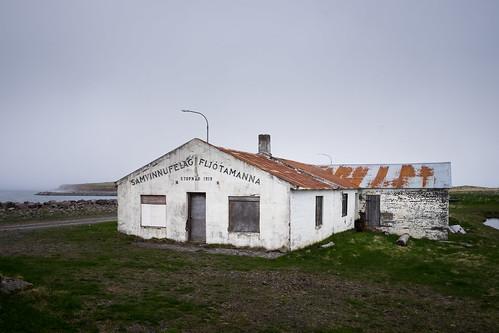 "Samvinnufélag Fljótamanna í Haganesvík • <a style=""font-size:0.8em;"" href=""http://www.flickr.com/photos/22350928@N02/39954510833/"" target=""_blank"">View on Flickr</a>"