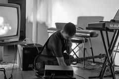 20190329-DSC_6881.jpg (TomAllanEarl) Tags: centrala keyboard birmingham new music contemporary dan cippico ben jameson harry matthews post paradise dancippico newmusic bassguitar