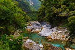 Blue river @ Taiwan