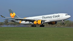 G-TCXB (AnDyMHoLdEn) Tags: thomascook a330 egcc airport manchester manchesterairport 05r