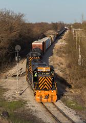 New London, Ohio (Nolan Majcher) Tags: we wle wheeling lake erie emd sd402 7005 carey sub subdivision csx csxt shortline big four new london oh ohio