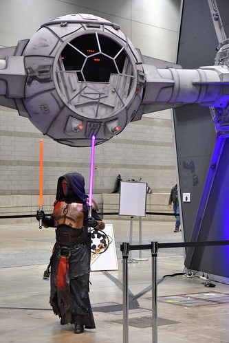 Sith & Tie Fighter