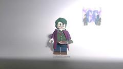 Custom LEGO DC: Joker V2 (Caruana Customs) Tags: joker gotham custom lego dc comics minifigure batman nightwing tim drake red robin batgirl