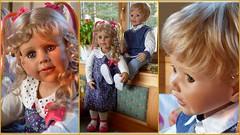 Hello everybody ! (ursula.valtiner) Tags: puppe doll luis bärbel künstlerpuppe masterpiecedoll portrait