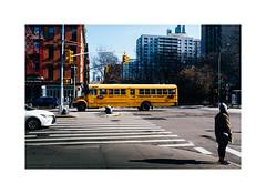 (gerritdevinck) Tags: nyc newyork streetphotography streetshots streetstyle streetsofnewyork streetlife houstonstreet houston street manhattan amerika usa travel travelphotography travelling schoolbus gerritdevinckfotografie gerritdevinck ny canon5dmarkiii canon canonphotography ef1740mmlf4