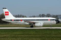 G-EUPJ (PlanePixNase) Tags: hannover haj eddv airport aircraft planespotting langenhagen geupj britishairways british bea retro airbus 319 a319