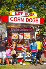 Hot Dogs Corn Dogs (Thomas Hawk) Tags: alamedacounty alamedacountyfair america california countyfair eastbay pleasanton usa unitedstates unitedstatesofamerica corndog fair hotdog fav10