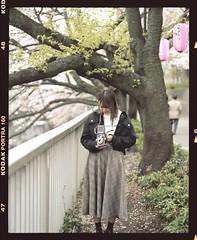 Sena (seeaurora) Tags: film model portrait フィルム マシュマロ撮影会 モデル ペンタックス67