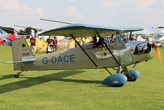 G-DACE (GH@BHD) Tags: gdace corben baby babyaced ace microlight aircraft aviation laa laarally laarally2017 sywellairfield sywell