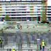 Fundering Zalmhaventoren Rotterdam 3D