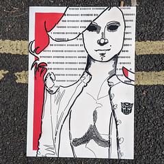 Autobot evolution (id-iom) Tags: autobot transformers robotsindisguise decepticon robot lady woman girl binary code logo art stencil contemporary urban pop modern energon instagram instagraminfluencer sugardaddy
